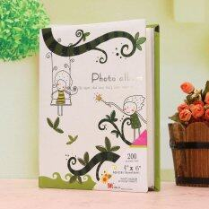 New Cute Pattern Photo Album Book Photo Image Album Scrapbook Binder 200 Inner Intl จีน
