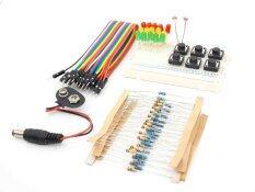 ทบทวน New Starter Kit Uno R3 Mini Breadboard Led Jumper Wire Button Intl Unbranded Generic