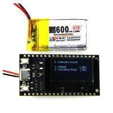 New 16 Mb Flash โปร Esp32 Oled V2 Ttgo ถูก