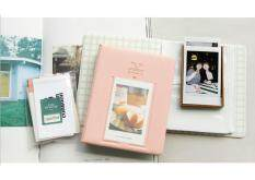 ขาย Niceeshop65 Pocket Pu Cover Frame Front Design Album Photo Pink ออนไลน์ จีน