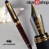 ราคา Niceeshop ลัก Jinhao M ปลาย 18Kgp ปากกาหมึกซึม สง่าสีแดง Gt เป็นต้นฉบับ