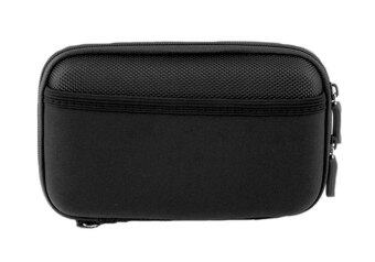 niceEshop Portable Digital Accessories Hard Drive Organizer Storage Carrying Case Bag PouchBlack - intl