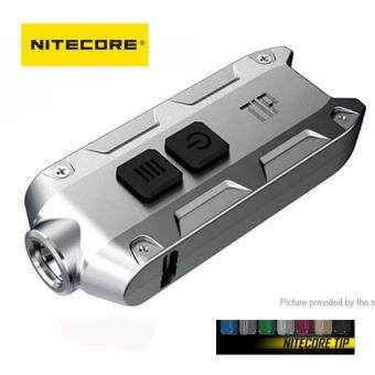 Nitecore TIP LED360 Lumens - USB Rechargeable(สีเทา)