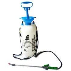 NOKHUK Hand Pressure Sprayer ถังอัดลมพ่นยา/พ่นปุ๋ย 8ลิตร (1ถัง)