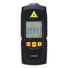 Non Contact Gm8905 Digital Laser Tachometer Tach Meter Tester Wide Measuring Range 2 5 99999Rpm Lcd Display Unbranded Generic ถูก ใน ฮ่องกง