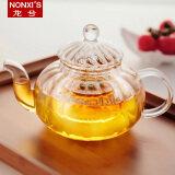 ซื้อ Xi ยาวกาต้มน้ำโปร่งใสอุณหภูมิสูงกรองแก้ว Unbranded Generic ออนไลน์