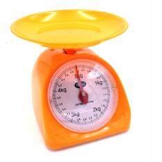 ทบทวน ที่สุด Nops เครื่องชั่งน้ำหนักในครัว ตาชั่งเล็กสีส้ม ตราชั่งในครัวขนาด5กิโลกรัม เครื่องชั่งน้ำหนักอาหาร เครื่องชั่งเบเกอรี่ Orange Kitchen Scales 5Kg