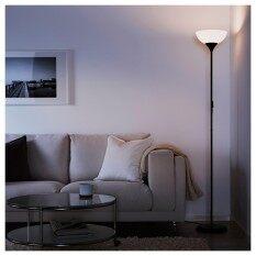 ซื้อ Not โคมไฟตั้งพื้น Floor Uplighter ดำ ขาว สูง 175 Cm Ikea