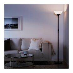 Not โคมไฟตั้งพื้น Floor Uplighter สูว 175 Cm (ดำ-ขาว) By Tb Shop.
