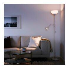 ซื้อ Not โคมไฟตั้งพื้น อ่านหนังสือ Floor Uplighter Reading Lamp สูง 174 Cm ขาว ใหม่ล่าสุด