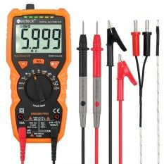 ขาย ซื้อ Ntk Digital Multimeter Trms 6000 Counts True Rms Auto Range Ac Dc Ncv Multi Tester Intl