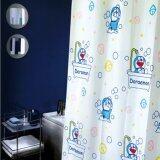 ซื้อ ม่านห้องน้ำ Nylon ลาย Doraemon รุ่น Scp 43 Dn 003 ออนไลน์