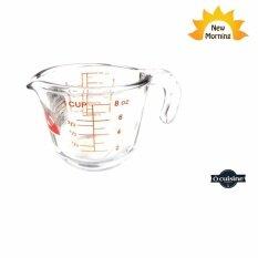 ขาย Ocuisine ถ้วยตวงแก้วขนาด 8 ออนซ์ 250Ml ถูก