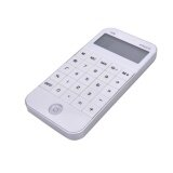 ขาย Office Supplies Student Mini Electronic Digit Calculator Time Stylish White Intl ออนไลน์ ใน จีน