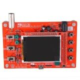 โปรโมชั่น Oh Red Dso138 Soldered Pocket Size Digital Oscilloscope Kit Diy Parts Electronic Red ใน จีน