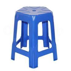 ขาย Ok M Shopเก้าอี้พลาสติก5ขา เกรดA สีน้ำเงิน เป็นต้นฉบับ