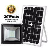 ความคิดเห็น โคมไฟถนน ไฟรั้วใช้พลังงานแสงอาทิตย์ 20 วัตต์ Smd 40 ดวง 5730