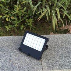 ซื้อ โคมไฟถนน ไฟรั้วใช้พลังงานแสงอาทิตย์ 24Smd 9 วัตต์ แผงโซลาร์ 10 วัตต์ ถูก ใน กรุงเทพมหานคร