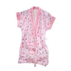 ราคา Ol P Shop เสื้อคลุมอาบน้ำ เสื้อคลุมอาบน้ำเด็ก Size Xl ใน Thailand