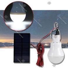 ซื้อ Omg หลอดไฟโซลาเซล พลังงานแสงอาทิตย์ โคมไฟประหยัดพลังงาน Solar Blub รุ่น Slb1 004Ai White ถูก ใน ไทย