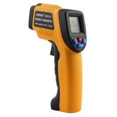 Oppoing Laser Infrared Thermometer 58Fahrenheit 716Fahrenheit 50 Celsius Degree 380 Celsius Degree Non Contact Digital Lcd Display Handheld Conversion Accurate Temperature Dun Intl Louis Will ถูก ใน จีน
