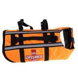 ราคา Orange Dog Pet Float Life Vest Jacket Aquatic Safety Swimming Boating S ราคาถูกที่สุด
