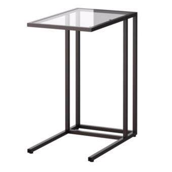 โต๊ะวางแล็ปท็อป ห้องนั่งเล่น ห้องนอน ขนาด 37x57 CM -CK