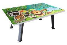 โต๊ะญี่ปุ่น 40x60 ซม.ลาย กขค - Abc.