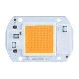 Ounjea Top Quality Utility Lights Lighting Ac220V 20W 30W 50W White Warm White Cob Led Chip 40X60Mm For Diy Flood Light White Cob Led Driver Watt Chip Warm Intl ใหม่ล่าสุด