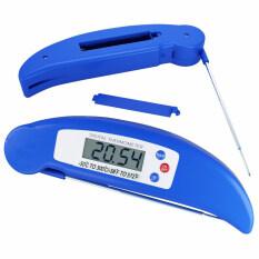 ราคา Outdoor Barbecue Meat Food Fast Instant Read Digital Electronic Thermometer เป็นต้นฉบับ