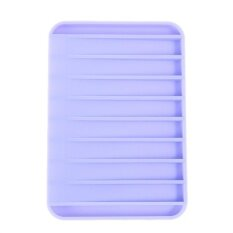 ราคา Overhead Silicone Anti Slip Soap Box Bathroom Soap Holder Container Blue Intl ใหม่ ถูก
