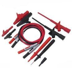 ขาย P1600B 10 In 1 Electronic Specialties Multimeter Multi Meter Test Lead Probe Set Intl ออนไลน์