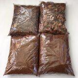 ราคา ราคาถูกที่สุด Pa Sook Treenet กาบมะพร้าวสับ 2 ถุง ขุยมะพร้าว 2 ถุง