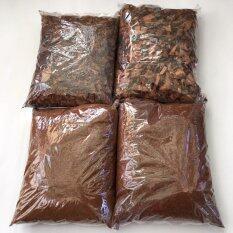 ราคา Pa Sook Treenet กาบมะพร้าวสับ 2 ถุง ขุยมะพร้าว 2 ถุง เป็นต้นฉบับ