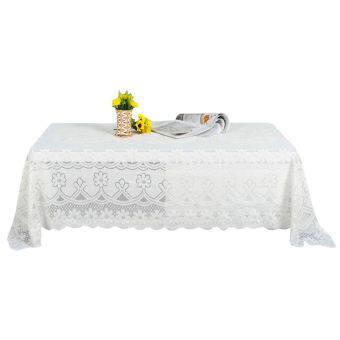 PAlight เย็บปักถักร้อยผ้าลูกไม้ปัก (90*200 เซนติเมตรสี่เหลี่ยมผืนผ้า)-