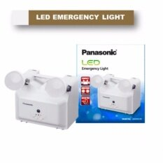 Panasonic Emergency Light ไฟฉุกเฉิน Led รุ่น Lds300d2n Standby 3 Hour.