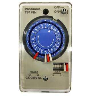 Panasonic สวิทซ์ตั้งเวลา Time switch รุ่น TB17K -