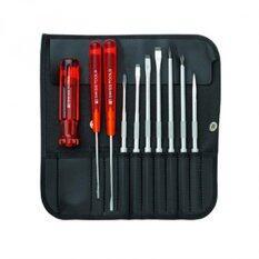 ขาย Pb Swiss Tools ชุดไขควง 10 ตัว ชุด รุ่น 215L บรรจุซองหนังอย่างดี ราคาถูกที่สุด