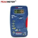 ซื้อ Peakmeter M300 ดิจิตอลมัลติมิเตอร์ Ac กระแสตรงแรงดันไฟฟ้ากระแสตรง Multitester สีฟ้า สนามบินนานาชาติ ถูก