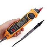 ซื้อ Peakmeter Ms8211 Digital Multimeter With Probe Acv Dcv Electric Handheld Tester Multitester Intl Peakmeter ถูก