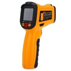 ซื้อ Peakmeter Pm6530D Lcd Display Infrared Thermometer Temperature Sensor Intl ถูก ใน จีน