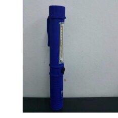 ความคิดเห็น ปากกาไฟฉาย Pen Shape Work Light Xi909 ปรับไฟได้3แบบ พร้อมแม่เหล็กกำลังสูง