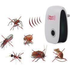 เครื่องไล่หนู กำจัดยุง ไล่ยุง แมลงสาบ แมลงวัน กวนใจในบ้าน ด้วยคลื่นเสียงอัลตร้าโซนิค โดยไม่ต้องฆ่า  Pest Reject