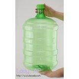 ส่วนลด ถัง Pet ขนาด 18 9 ลิตร รุ่น กลมใส สำหรับใส่น้ำดื่ม สีเขียว Unbranded Generic