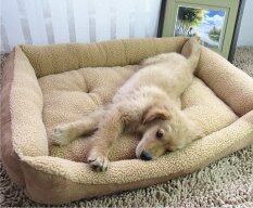 ขาย Pet Big Dog Bed M Light Brown Unbranded Generic ผู้ค้าส่ง