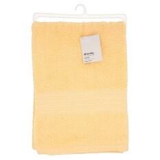 ราคา ผ้าขนหนู รุ่น Db 27X54 สีเหลือง Tesco เป็นต้นฉบับ