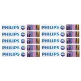 โปรโมชั่น Philips หลอดไฟ Led Ecofit T8 10W 18W 600Mm Day Light 10 หลอด Philips ใหม่ล่าสุด