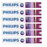 ซื้อ Philips หลอดไฟ Led Ecofit T8 8W 18W 600Mm Day Light 6 หลอด