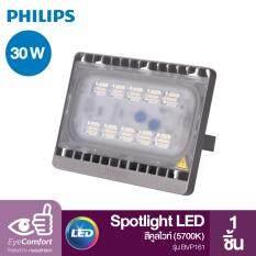 ส่วนลด Philips Spotlight Led อเนกประสงค์ Bvp161 30 วัตต์ สีคูลไวท์ 5700K Philips สมุทรปราการ