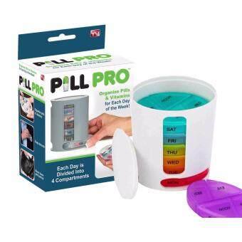 กล่องใส่ยา ตลับยา pill pro